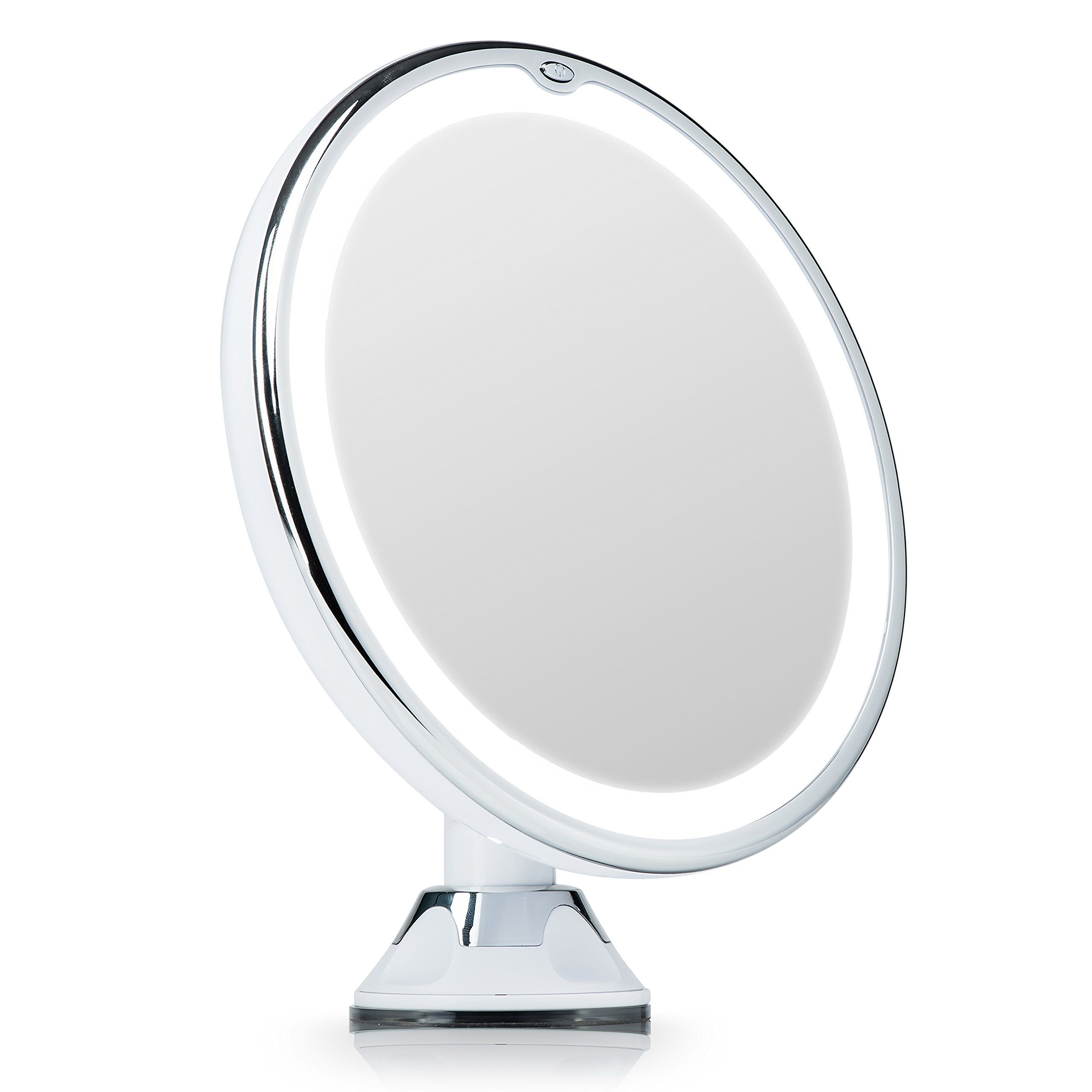 Fancii 7X Magnifying Lighted Vanity Makeup Mirror with 20