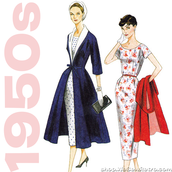 1000  images about 1950&39s on Pinterest  Sewing patterns Vintage ...