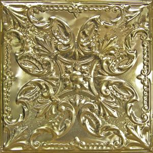 Beautiful 12 Ceiling Tile Tiny 12 Inch By 12 Inch Ceiling Tiles Clean 18 Floor Tile 1930S Floor Tiles Young 2X4 Fiberglass Ceiling Tiles Black3D Glass Tile Backsplash American Tin Ceiling Tiles: Pattern #14 In Metallic Gold | Hollywood ..