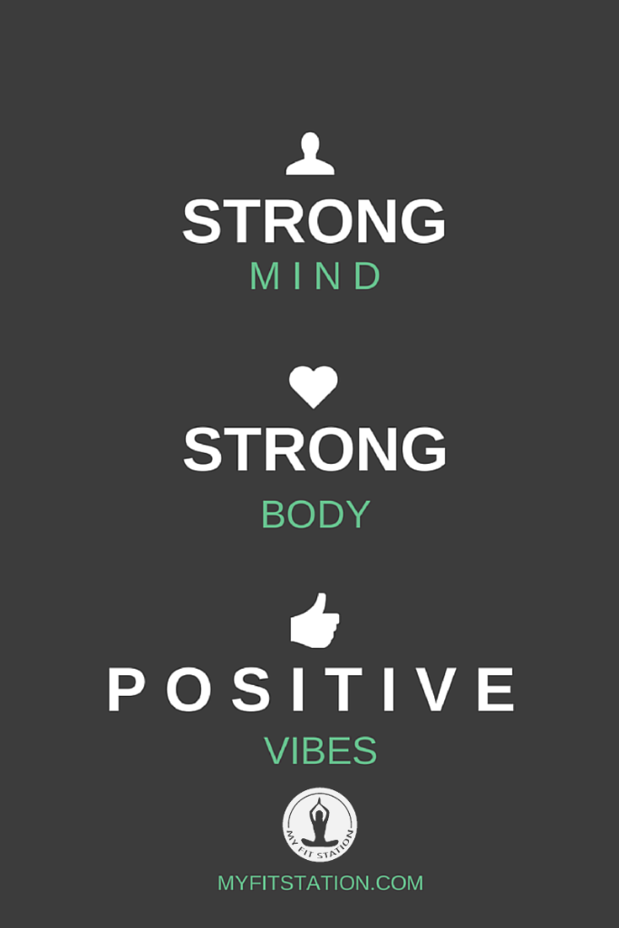 Strong Mind Quotes Strong mind, strong body, positive vibes – myfitstation. Strong Mind Quotes