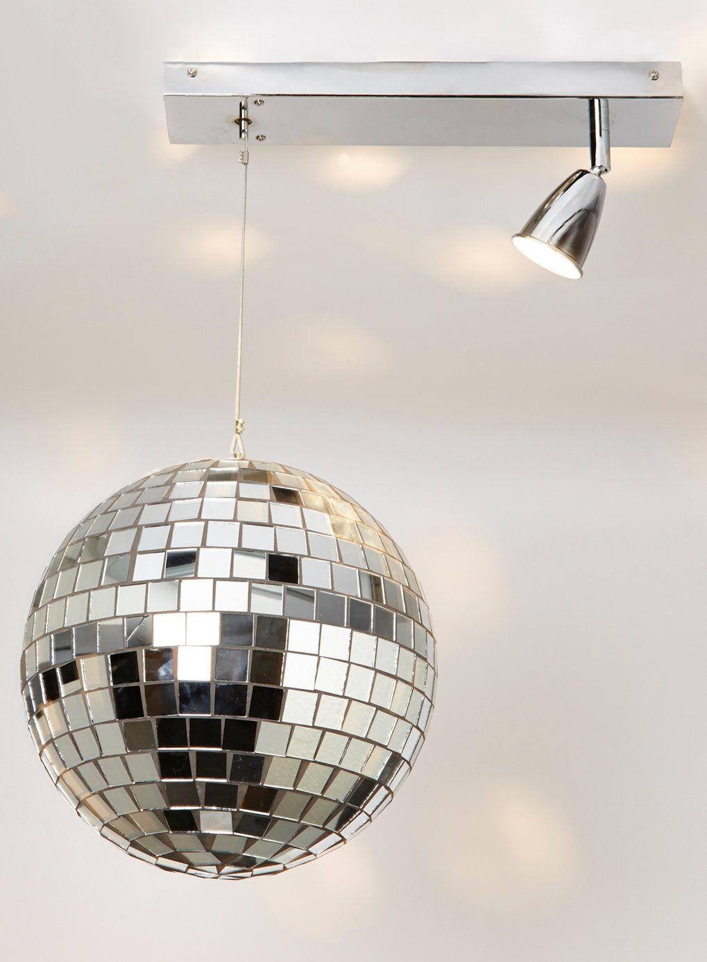Chrome frankie disco ball bhs morgan bedroom pinterest disco chrome frankie disco ball bhs aloadofball Images