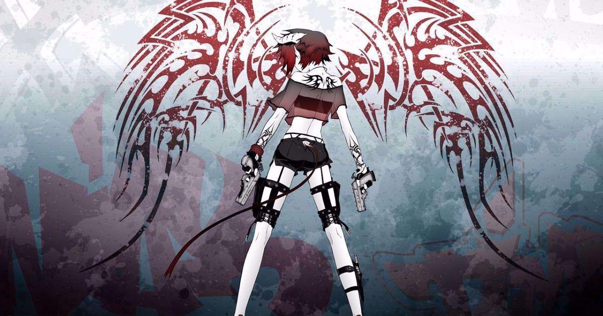 27 Cool Anime Girl Wallpaper Hd-  Pin On Anime Girls – Download  Shakugan No Shana Katana School Uni…