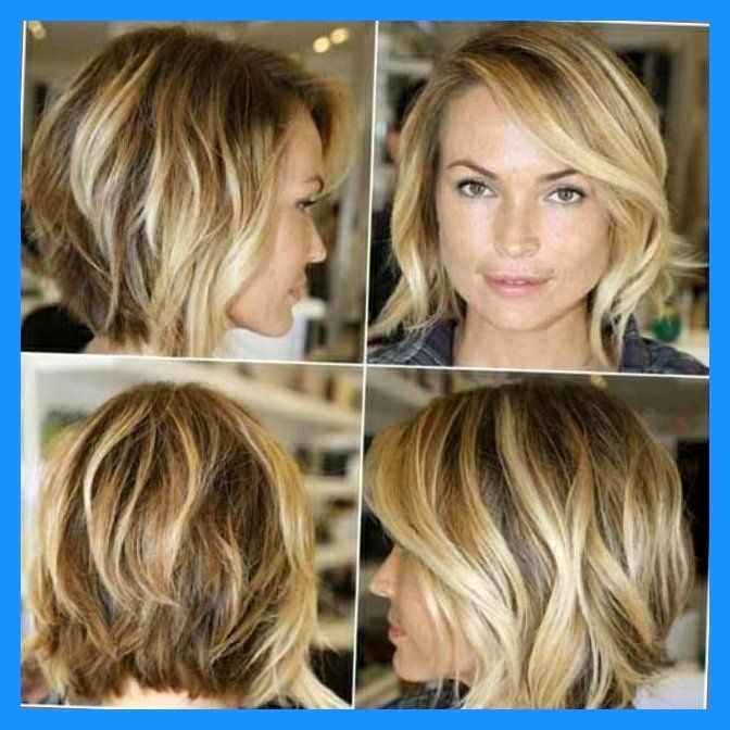 Choppy Haircuts For Square Face: Chin Length Haircuts On Pinterest Medium Choppy Haircuts