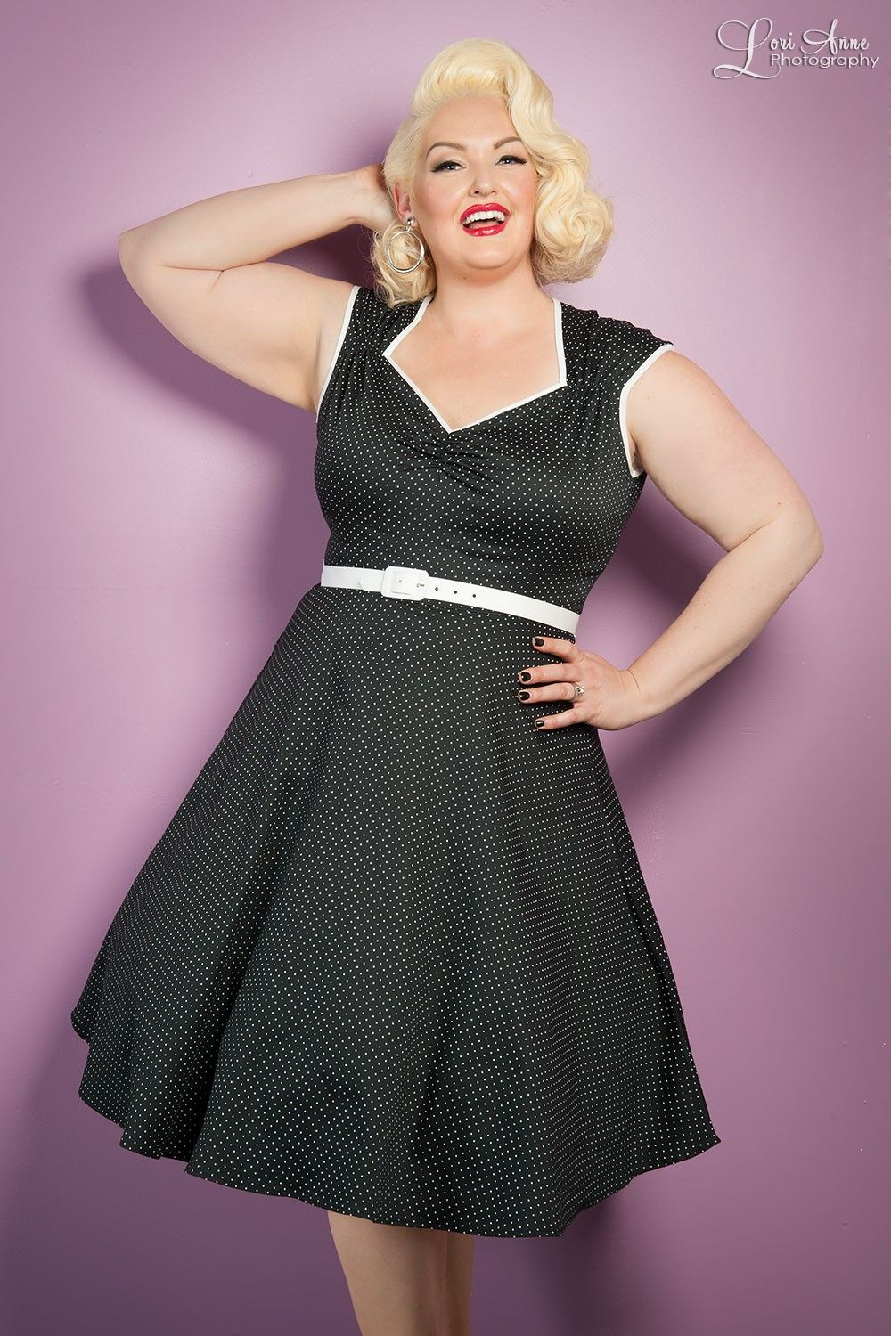plus size pin up girl dresses image collections - dresses design ideas