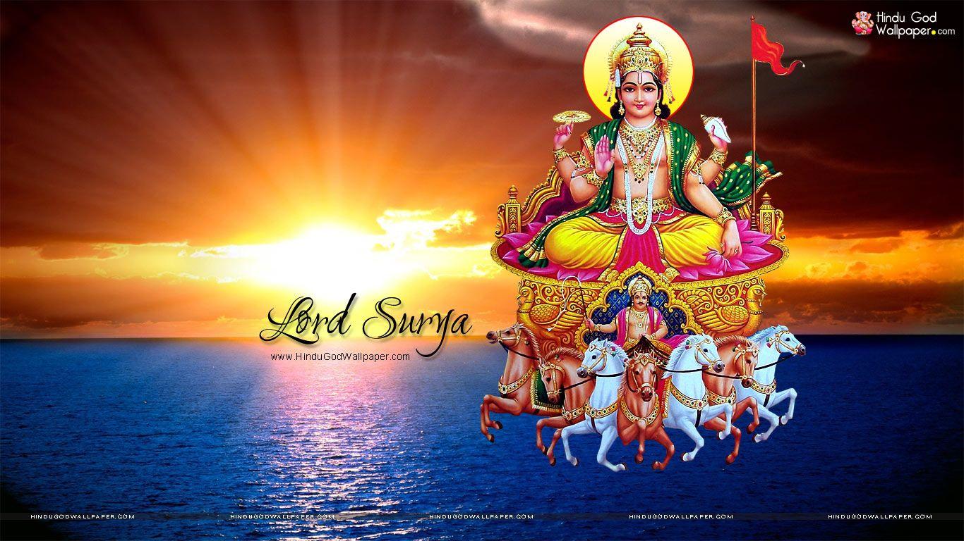 Surya Bhagwan Wallpaper Free Download   Surya Dev Wallpapers ...