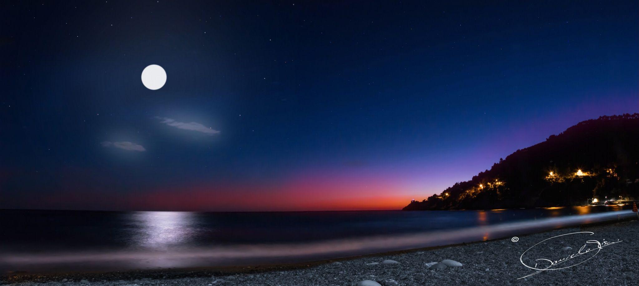 panorama bonassola by Daniele Crisci on 500px