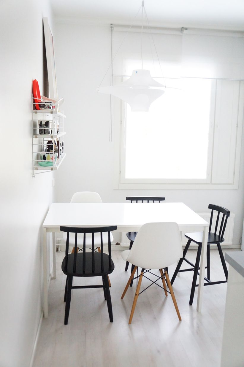 Charles & Ray Eames, DSW-tuoli, DSW