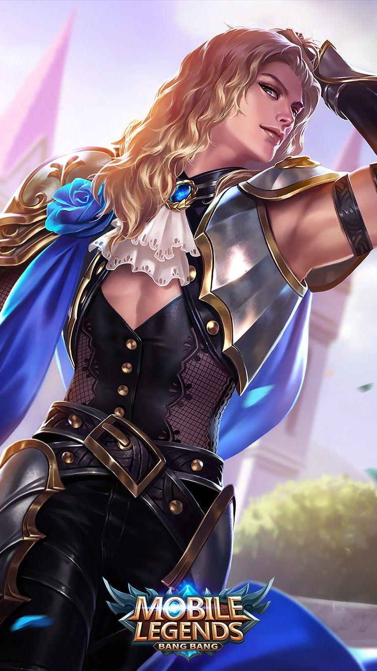 Lancelot Perfumed Knight Heroes Assassin of Skins V2 ...