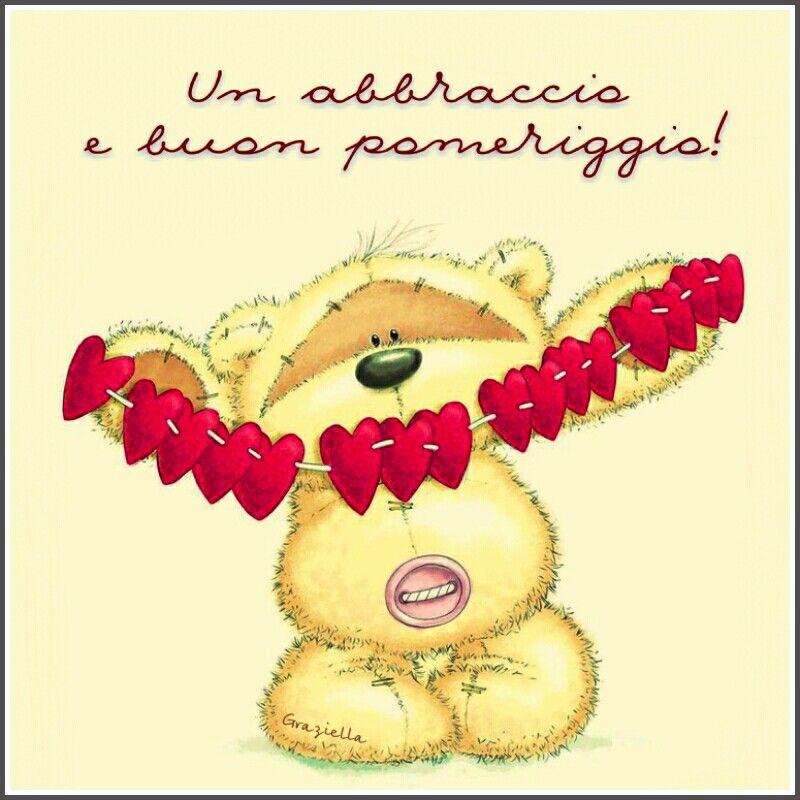 Preferenza Buon pomeriggio #pomeriggio ♡ Graziella ~ Oui, c'est moi  HD27
