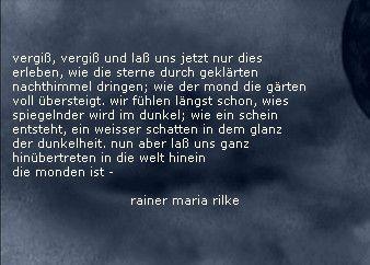 Rainer Maria Rilke Zitate Google Suche Gedichte Poems