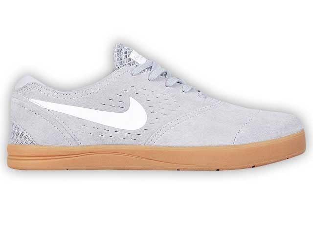 Nike Sb Koston 2 Wolf Grey/White. Gum Medium Brown. So good...