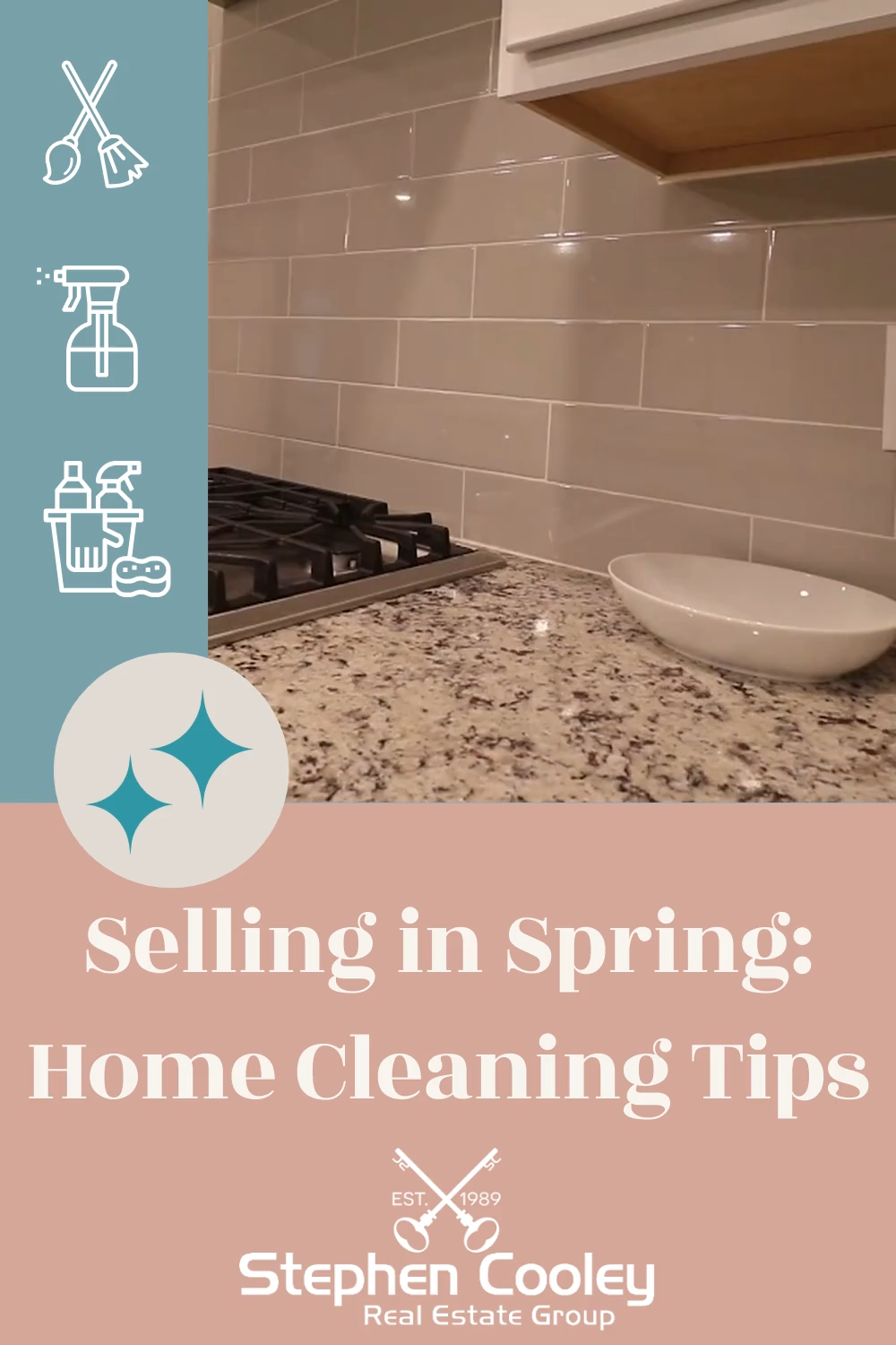 Want to know the best tips and tricks for selling your home during spring? We've got you.  . #sellinghome #cleaningtips #springcleaning #declutter