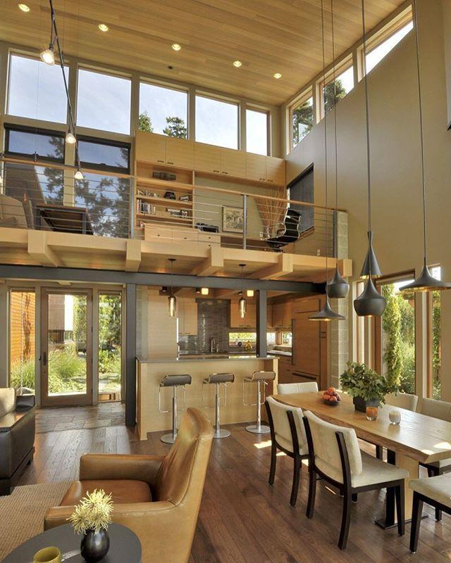 Sunset Point Residence By David Vandervort Architects