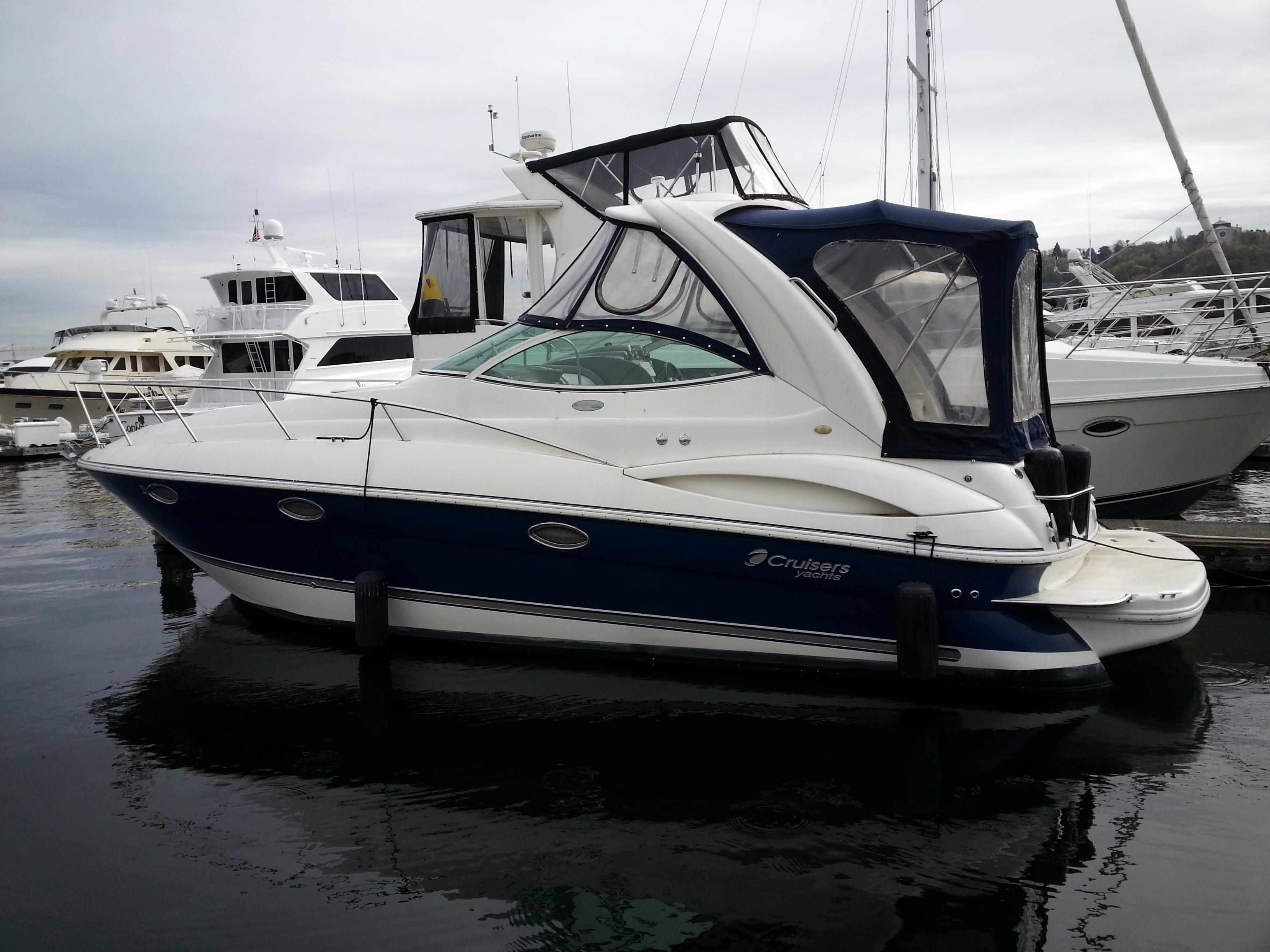 2005 Cruisers Yachts 300 Express Power Boat For Sale Www