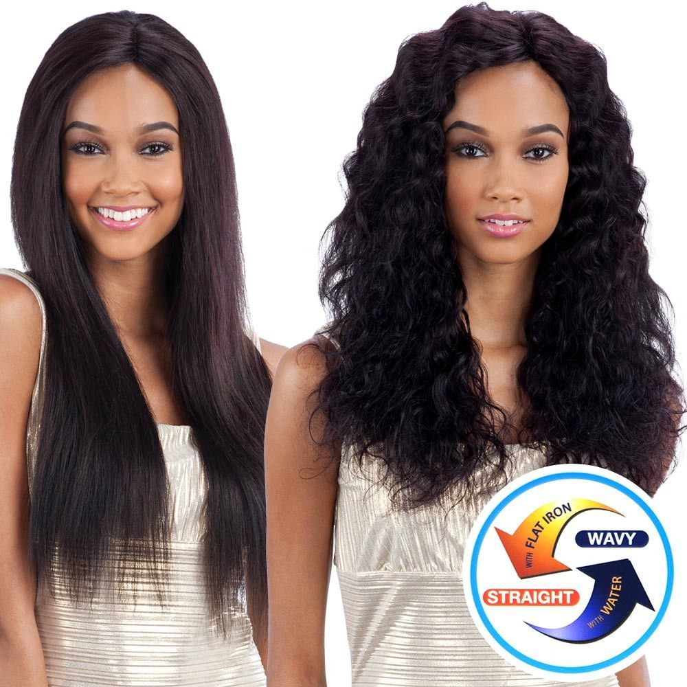 Naked Nature Unprocessed Remy Wet Wavy Hair Weave Loose Curl