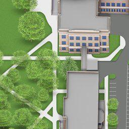 Walkingtour Campus Map Tours Campus