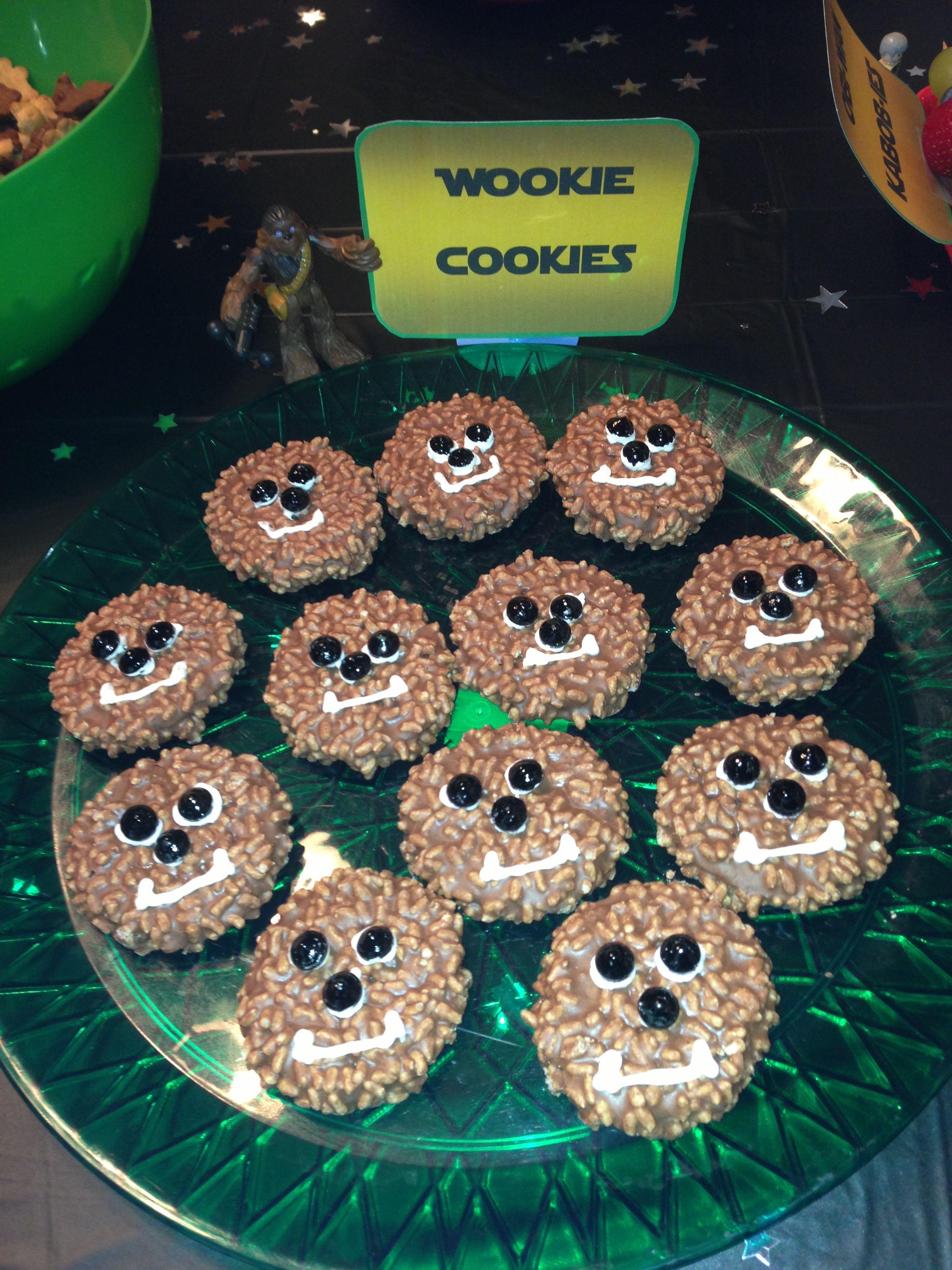 Image result for star wars wookie cookies
