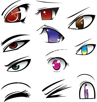 eye vectors illustrator real clipart and vector graphics