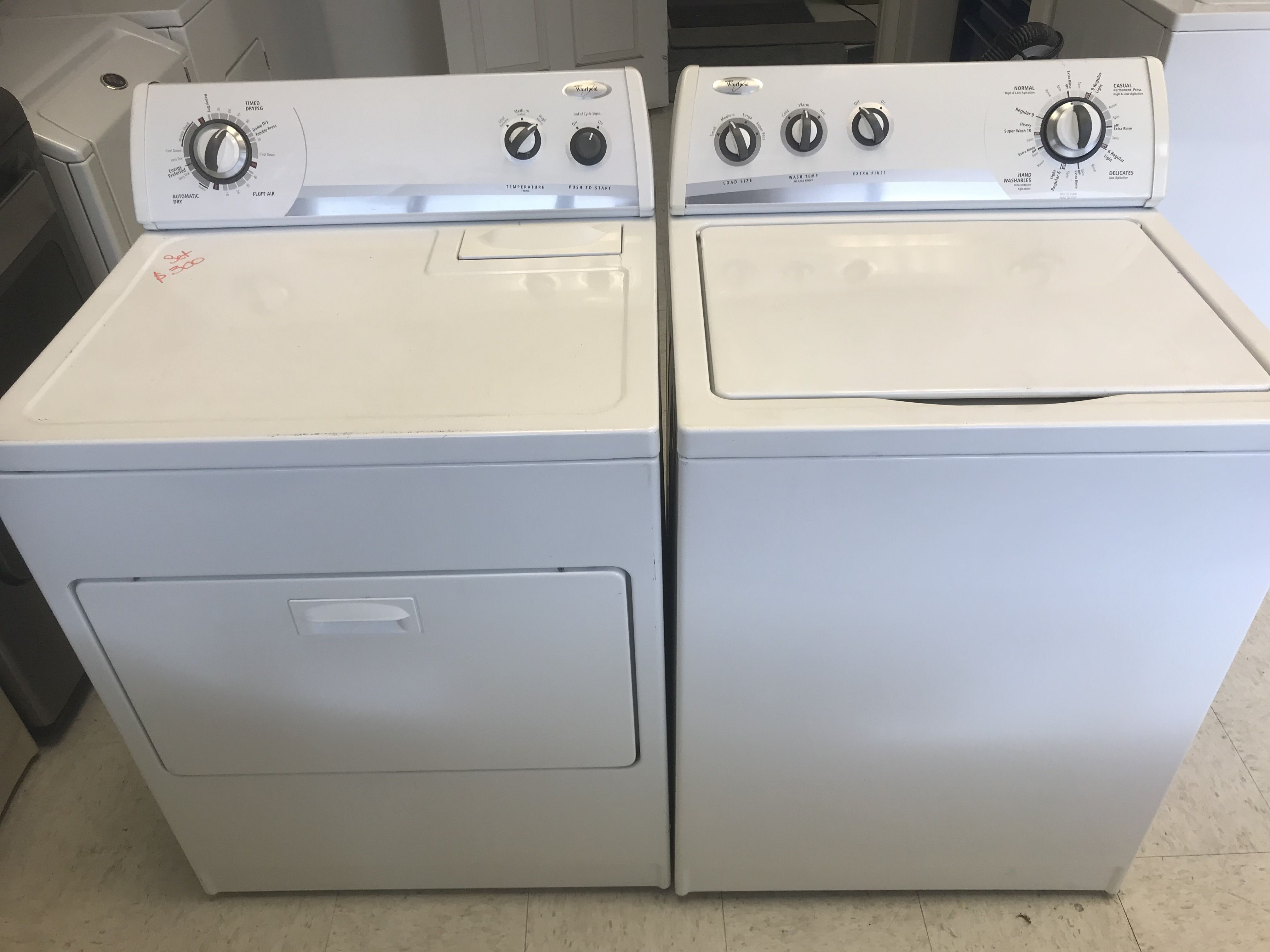 Whirlpool Washer And Dryer Whirlpool Washer And Dryer Washer