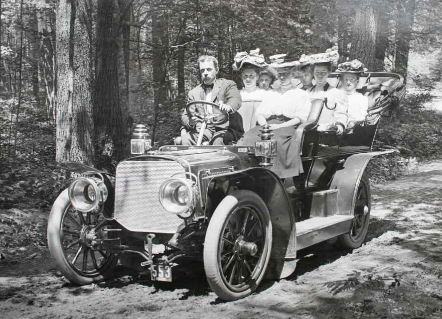 1906 Lozier | Vintage Automobile | Pinterest | Cars