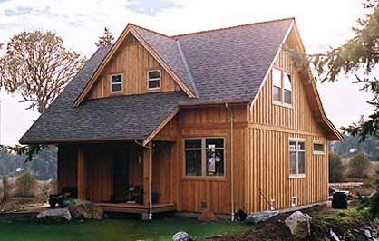 Simple House Designs Small Two Story Plans Cabin