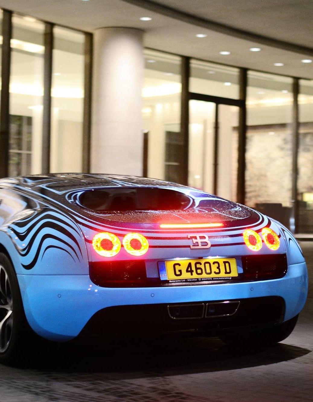 Bugatti Veyron Super Sport Saphir Bleu Bugatti Veyron Bugatti