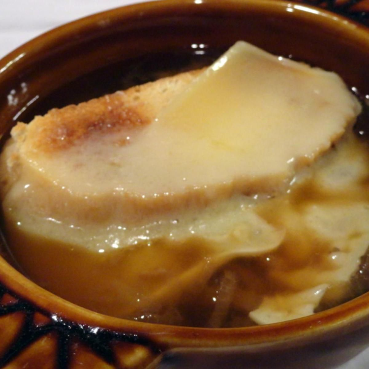 Crock Pot French Onion Soup #crockpotgumbo