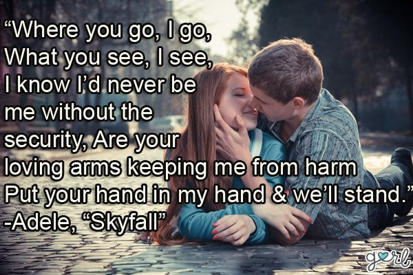 10 Of The Best Love Song Quotes Right Now Song Lyrics Love