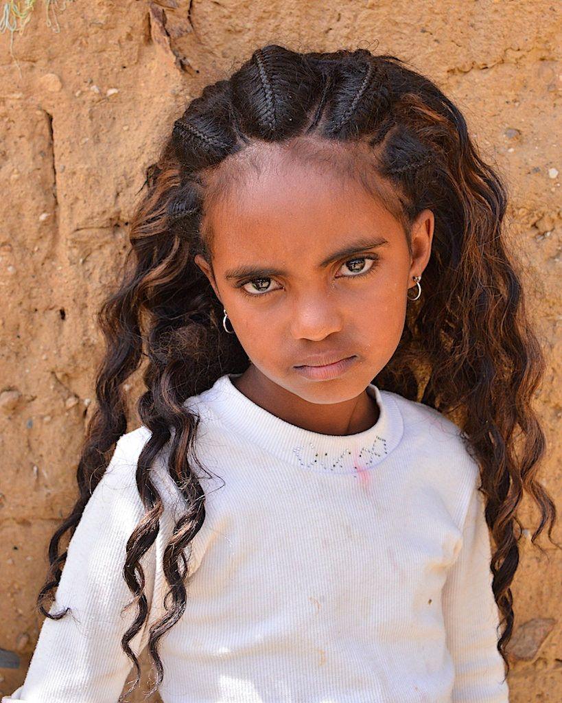 Adigrat Girl Tigray Tribal Hair Hair Styles Natural Hair Styles