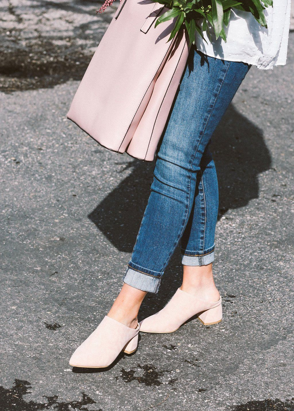 Mallory Mule in Blush | Outfits, Fashion, Clothes for women