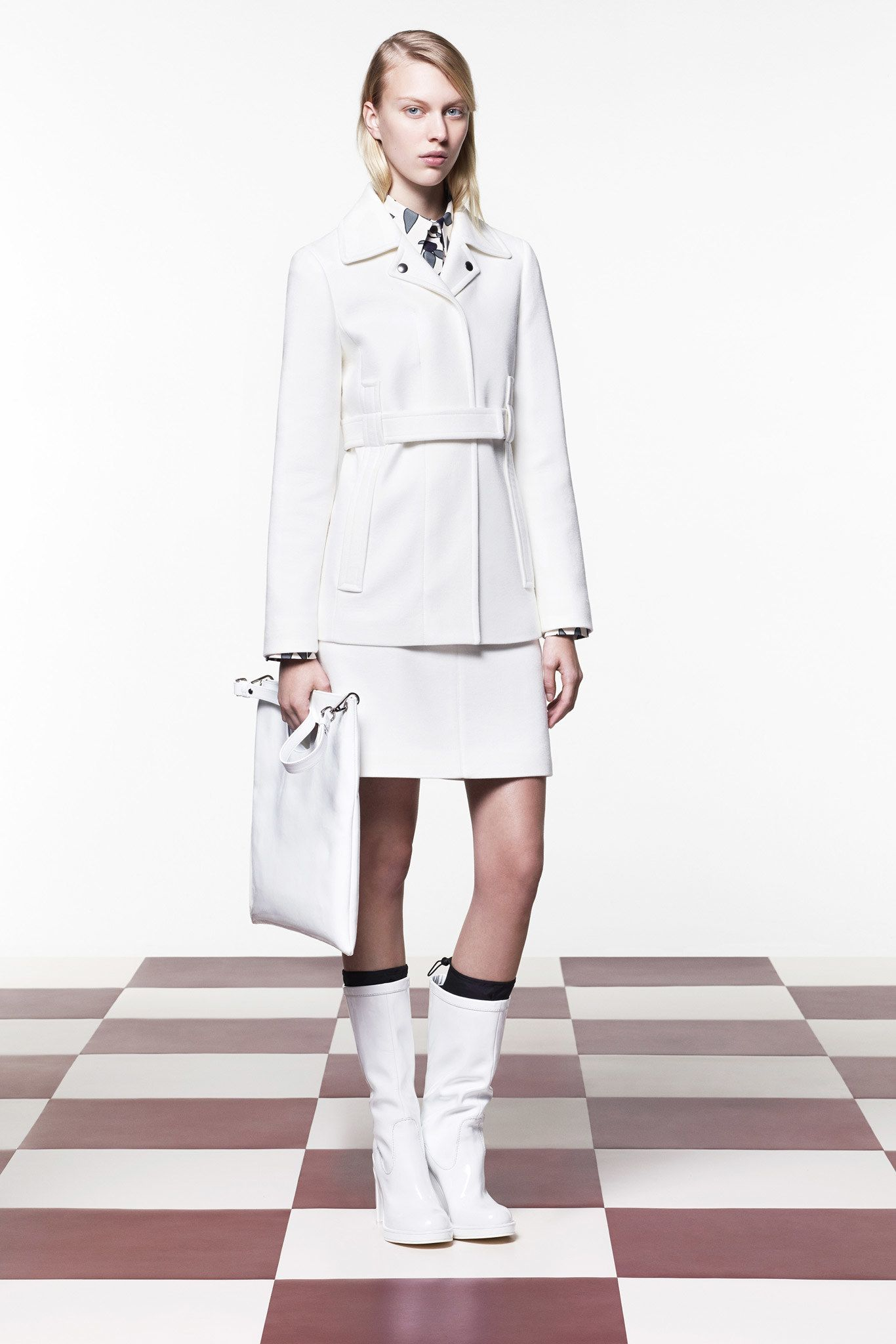 Jil Sander Navy Fall 2015 Ready-to-Wear Fashion Show