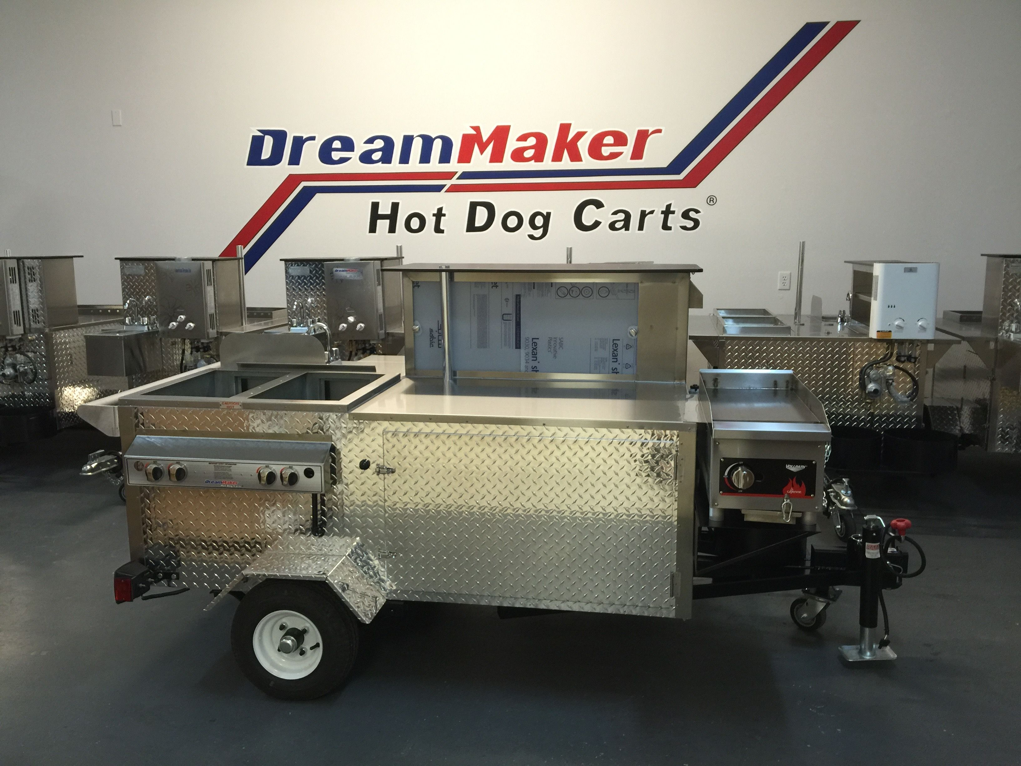 Pictures Of Hot Dog Steemers Buggy Style For Rentals