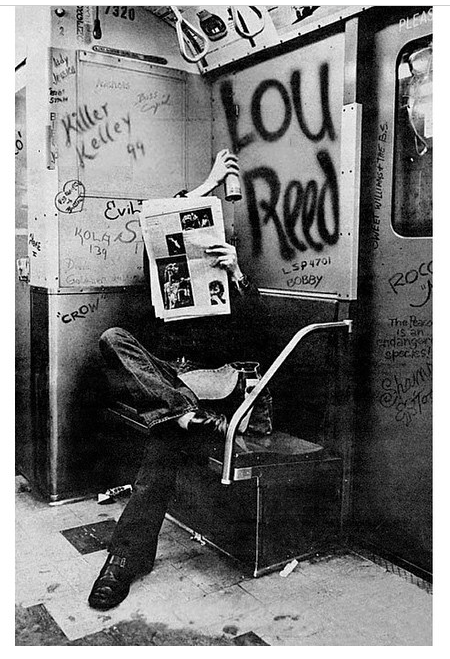 #lou #reed #ad #impossible #cool