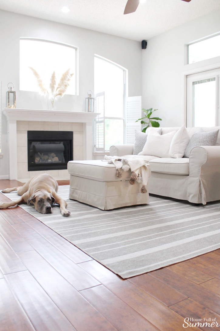 10+ Most Popular Washable Living Room Rugs