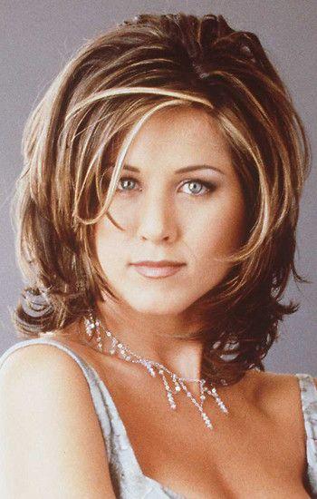 Jennifer Aniston Ihr Schonsten Frisuren In Bildern Frisuren