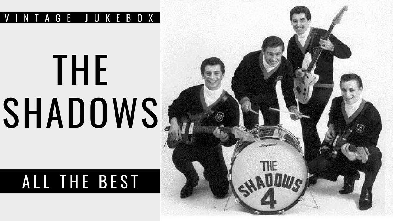 The Shadows - All the Best (FULL ALBUM - GREATEST ENGLISH ROCK BAND)