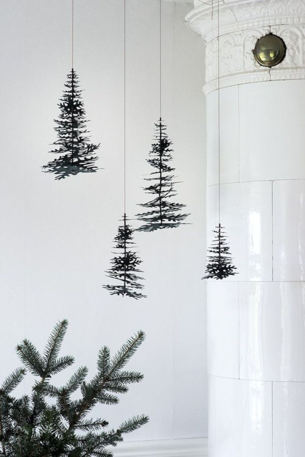Kardashian badezimmer dekor  beautiful scandinavian christmas decor ideas  interior