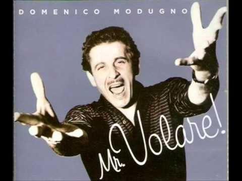 Domenico Modugno Nel Blu Dipinto Di Blu Volare My Pop Would Sing This Song Canzoni Domenica Youtube