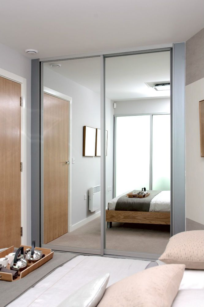 made to measure mirrored sliding wardrobe doors upto. Black Bedroom Furniture Sets. Home Design Ideas