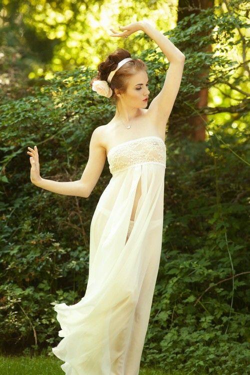 14fdaa54a Romantic Regency lingerie and hair