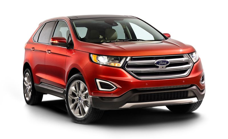 2020 Ford Edge Review Pricing And Specs Mit Bildern