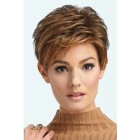 Advanced French Wig by Raquel Welch Wigs – Lace Front, Heat Friendly Synthetic Wig