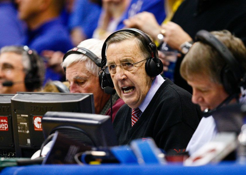 Brent Musburger to call final game on January 31 Brent