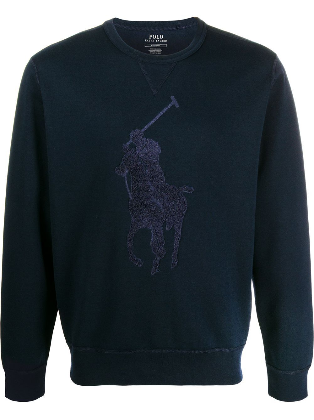 Polo Ralph Lauren Logo Detail Sweater - Farfetch