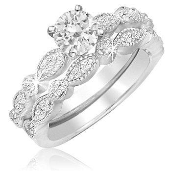 Pandora Diamond Engagement Ring