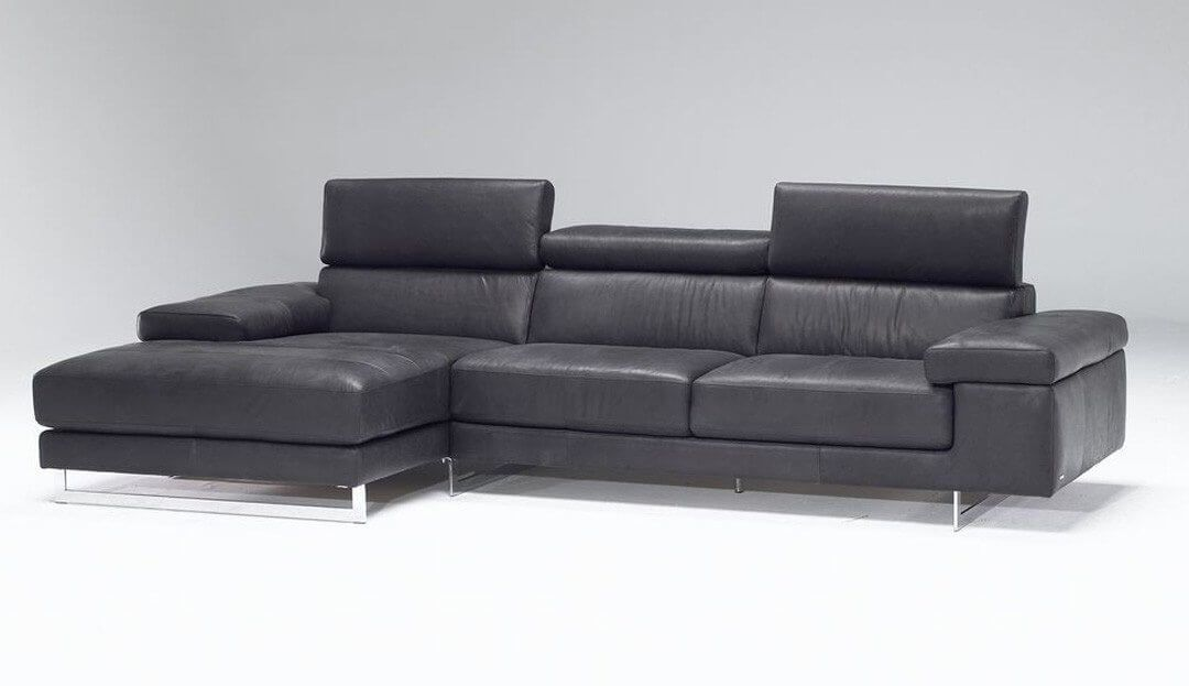 The Milano Chaise Sofa With Left Hand End Is Full Of Luxurious Style And Comfort A Seat Adjule Headrests