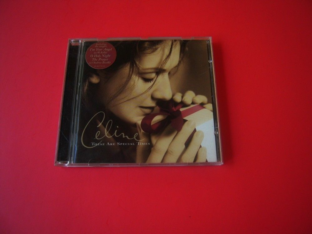 These Are Special Times by Celine Dion Rock Christmas album CD 2001 ...