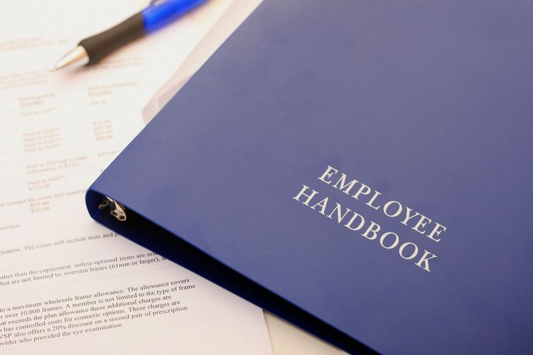 Create an Employee Handbook/Policies and Procedures Manual