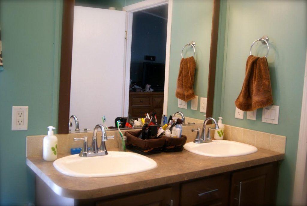 Bathroom Counter Storage Ideas Bathroom Ideas Pinterest