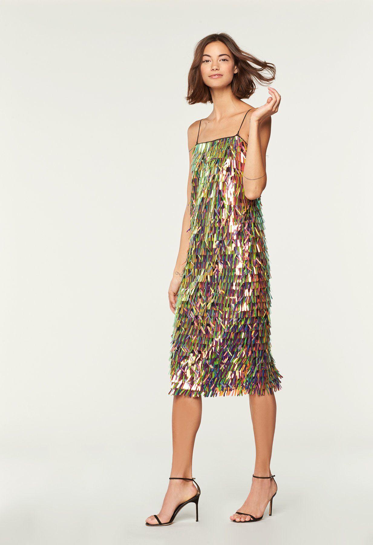 b1306633d Matchstick Paillette Nickie Dress | Dream Closet | Dresses, Fashion ...